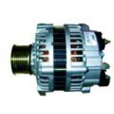 Alternador 12V 110AMP. New Holland TM 150 180 Case MXM 150 180 CNH (subst. Iskra 11203145)