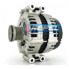 Alternador Bosch 0121715012 BMW 125i 130i 320i 325i 330i 523i 525i 530i 630i X1 X3 X5 2007> Bosch 12V 185Amp.