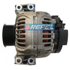 Alternador 0124655007 1763035 Bosch 24V 100Amp. Scania 124 Serie 4 Serie 5 2006> Serie P/G/R/T