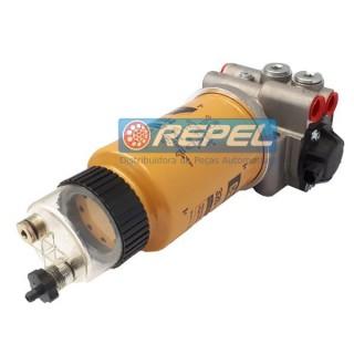 Conjunto Filtro Bomba Combustivel Caterpillar 190-8977 Caterpillar 1908977