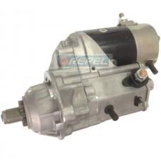 Motor Partida Denso 24V 10D  Komatsu WA120 WA180 WA250 WA253 PC160 PC200-6 (SD102) Cummins Serie B