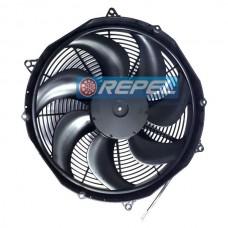 Eletroventilador Spal 30102082 Spal VA33-AP71/LL-65A Spal VA33AP71LL65A
