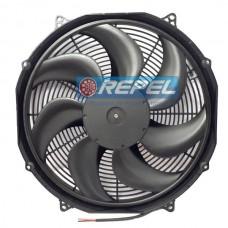 Eletroventilador Spal 30103305A Spal VA33-BP93/LL-65A Spal VA33BP93LL65A