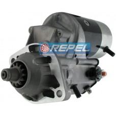 Motor Partida Denso 12V 10D Cummins Serie 6B5.9 QSB ISBE Dynapac CA250 Cummins Gerador e Motor Estacionario