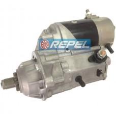 Motor Partida Denso 12V 10D Cummins Serie 6B5.9 QSB ISBE Dynapac CA250 Cummins Gerador e Motor Estacionarios