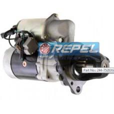 Motor Partida 6008136632 Nikko 24V 12D Komatsu PC300 PC400 D61 D65E GD605A GD623A GD663A PC310 PC410 PC650 PC750 Motor Komatsu 6D105 6D125 6D170 6D140 6D125