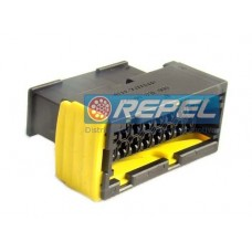Plug (Conector) 16 Pinos ou Polos MBB 1620 1622 1938 2638 1944 2644 2428 2423 MBB Axor e Atego Todos