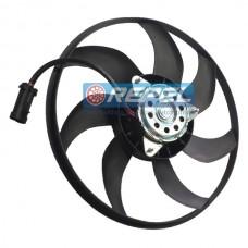 Eletroventilador (Ventoinha) Radiador Corsa 1.0 1.8 Montana 1.8 2003> 385MM 7PAs