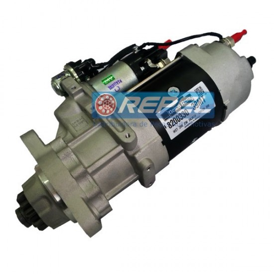 Motor Partida Delco Dr8200719