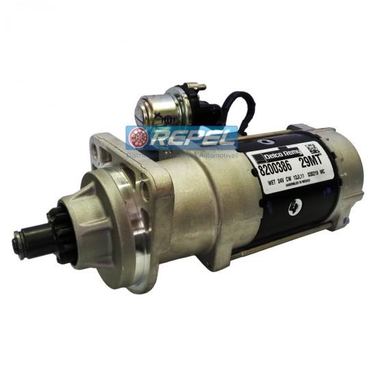 Motor Partida Delco Dr8200386 Dr8200196 Dr8200054