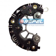 Placa Retificadora Alternador Bosch 12V 90Amp. Valtra Valmet BH180 BH185 BM85 BM110 BM100 885 985 1780 1880 CA