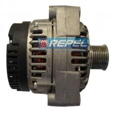 Alternador 12V 150Amp. Colhetadeira BC4500 MF32 MF34 MF6475 MF6480 MF6435 MF7564 MF7475 MF7480
