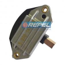 Regulador 11125177 Volt. Alternador Iskra AAK 55 a 80AMP. MF Valmet Agritech New Holland
