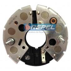 Placa Retificadora Alternador Bosch 75Amp. GM D20 D40 D6000 Bonanza Fiat FB80.2 FB100.2 4630 5030 5060 6630 7630 7830 8030