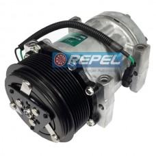 Compressor Ar Case 8500795 New Holland 8500795 CNH 8500795