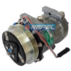 Compressor Ar Case 504204545 Iveco 504204545 New Holland 504204545