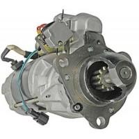 Motor Partida Nikko 24V 12D. Komatsu GD655 WA380 PC300 Motor Serie C 8.3 Cummins SAAD6D114E-2