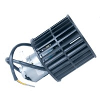 Motor Ventilador Interno 24v MBB Onibus 0370 0371 R RS RSD