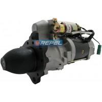Motor Partida Nikko Komatsu PC300 PC400 PC1100 D85E D85P D275A D375A PC1100LC D355C Motores S6D125 SA6D140 24v 11DENTES