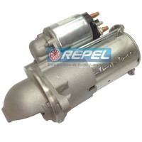 Motor Partida Delco Astra Monza S10 Vectra Zafira Blazer Motores 1.8 2.0 2.2 2.4 Gasolina Flex Alcool