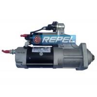 Motor  Partida  Delco Remy 38MT 24V Case A8000 8800 C/Motor Iveco Substitui a Denso Iveco Cursor