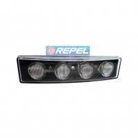 Lanterna Delimitadora Teto LED Scania 124 Serie P G R T 2008>